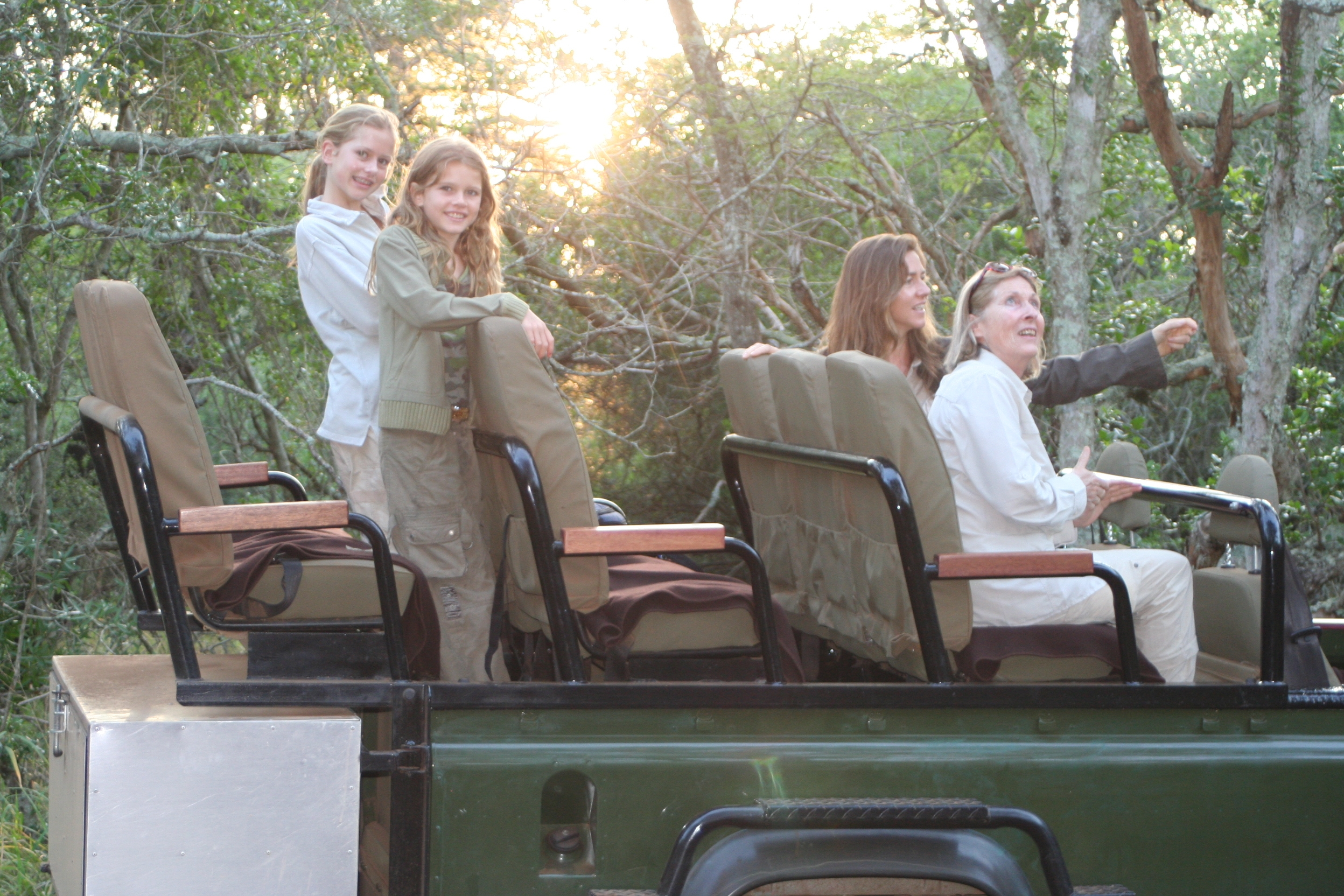 Family Orientated Safaris