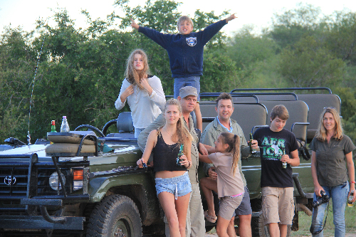 Private Family Safari