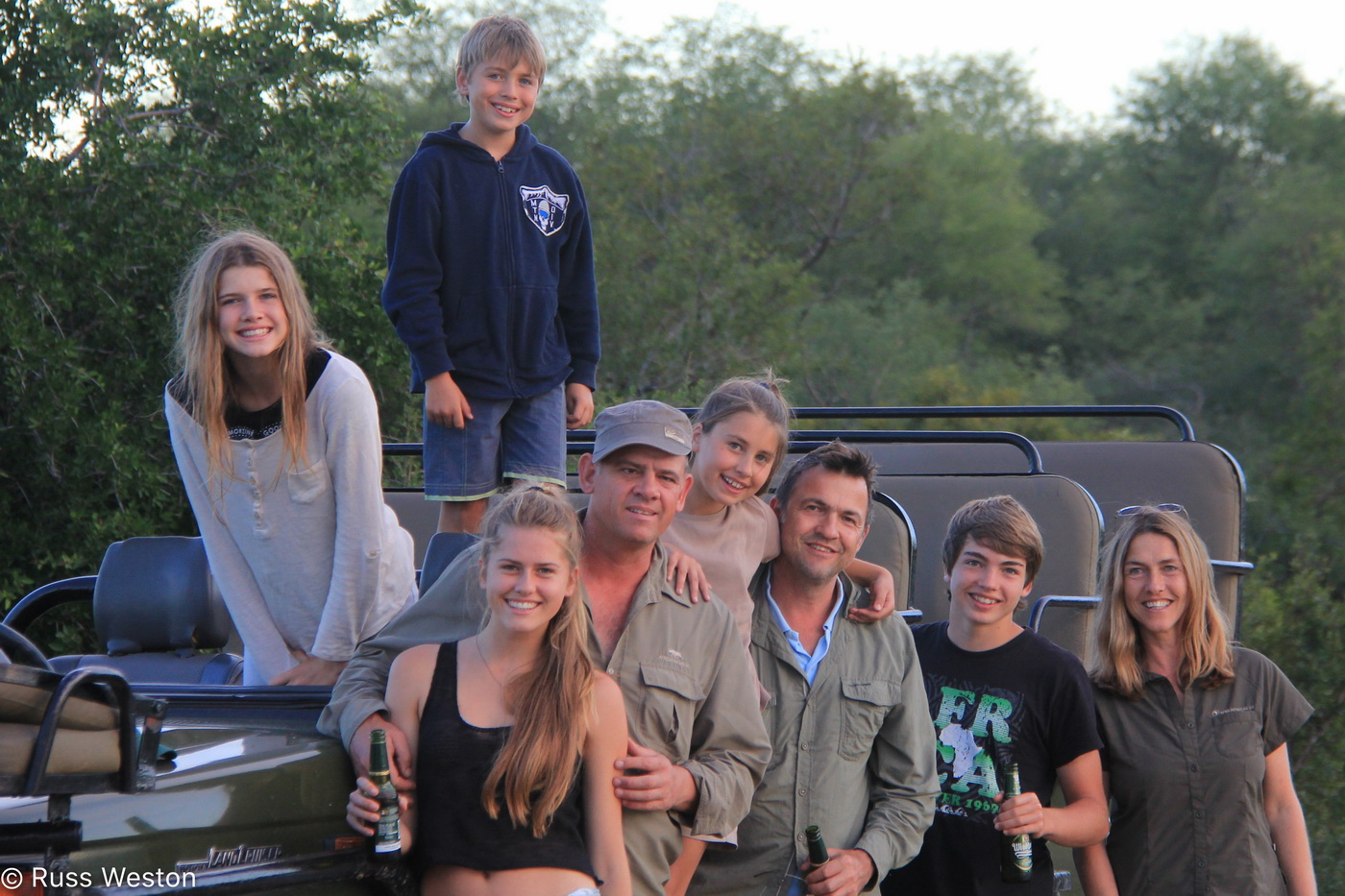 Private Family Safaris